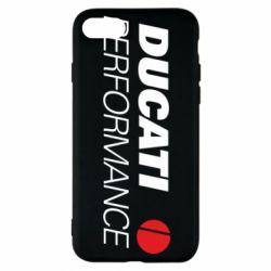 Чохол для iPhone 8 Ducati Perfomance