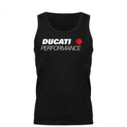 Мужская майка Ducati Perfomance - FatLine
