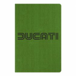 Блокнот А5 Ducati Vintage