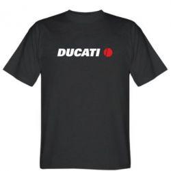 Мужская футболка Ducati - FatLine