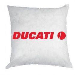 Подушка Ducati