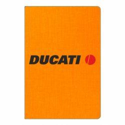 Блокнот А5 Ducati