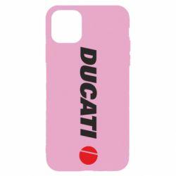 Чохол для iPhone 11 Pro Ducati