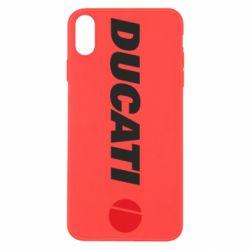 Чохол для iPhone X/Xs Ducati