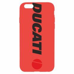 Чохол для iPhone 6/6S Ducati