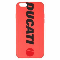 Чохол для iPhone 6 Plus/6S Plus Ducati