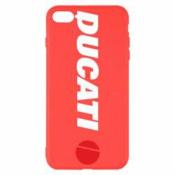 Чохол для iPhone 7 Plus Ducati