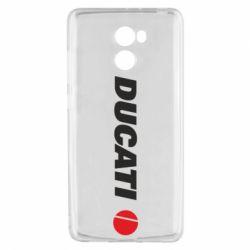 Чохол для Xiaomi Redmi 4 Ducati
