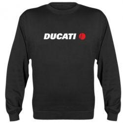 Реглан (свитшот) Ducati - FatLine