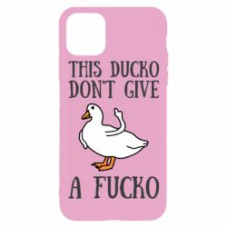 Чехол для iPhone 11 Pro DUCK