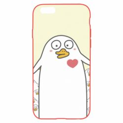 Чехол для iPhone 6/6S Ducklings - FatLine