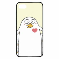Чехол для Xiaomi Redmi 6A Ducklings - FatLine