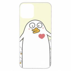 Чехол для iPhone 11 Ducklings - FatLine