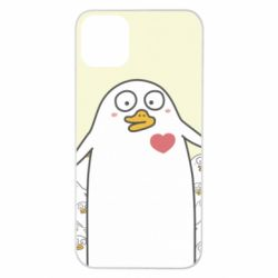 Чехол для iPhone 11 Pro Max Ducklings - FatLine