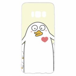 Чехол для Samsung S8 Ducklings - FatLine