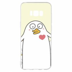 Чехол для Samsung S8+ Ducklings - FatLine
