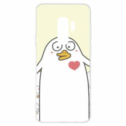 Чехол для Samsung S9+ Ducklings - FatLine