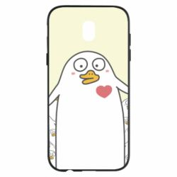 Чехол для Samsung J5 2017 Ducklings - FatLine
