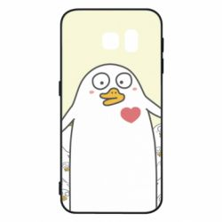 Чехол для Samsung S6 Ducklings - FatLine