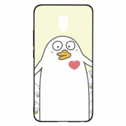 Чехол для Meizu M5 Note Ducklings - FatLine