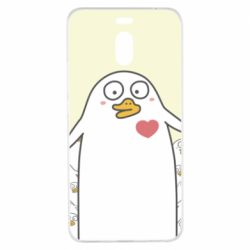 Чехол для Meizu M6 Note Ducklings - FatLine