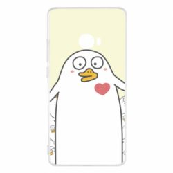Чехол для Xiaomi Mi Note 2 Ducklings - FatLine