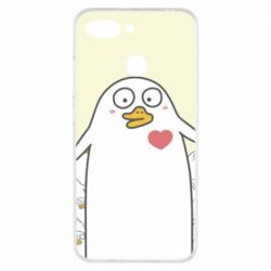 Чехол для Xiaomi Redmi 6 Ducklings - FatLine