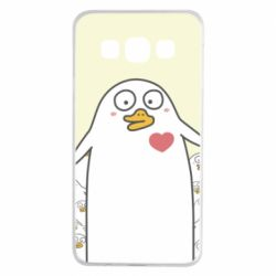 Чехол для Samsung A3 2015 Ducklings - FatLine