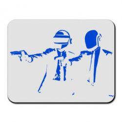 Коврик для мыши Daft Punk group
