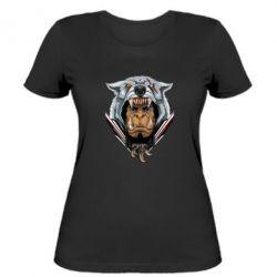 Жіноча футболка Durotan the leader