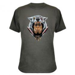 Камуфляжна футболка Durotan the leader