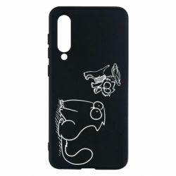 Чохол для Xiaomi Mi9 SE Два кота