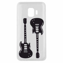 Чохол для Samsung J2 Core Дві гітари