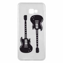 Чохол для Samsung J4 Plus 2018 Дві гітари