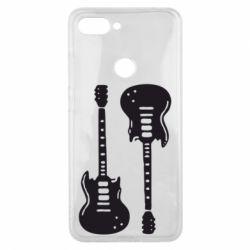Чохол для Xiaomi Mi8 Lite Дві гітари