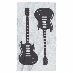 Рушник Дві гітари