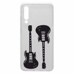 Чохол для Xiaomi Mi9 Дві гітари