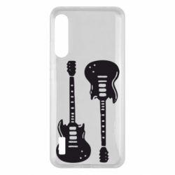 Чохол для Xiaomi Mi A3 Дві гітари