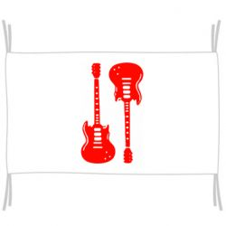 Прапор Дві гітари