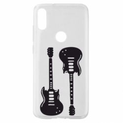 Чохол для Xiaomi Mi Play Дві гітари
