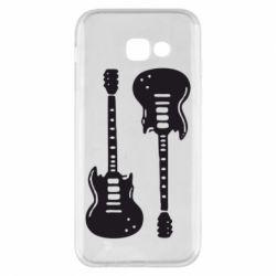 Чохол для Samsung A5 2017 Дві гітари