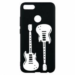 Чохол для Xiaomi Mi A1 Дві гітари