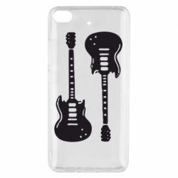 Чохол для Xiaomi Mi 5s Дві гітари