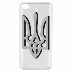 Чохол для Xiaomi Mi 5s Двокольоровий герб України