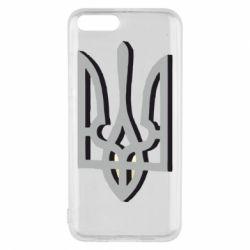 Чохол для Xiaomi Mi6 Двокольоровий герб України