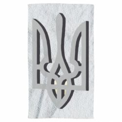 Рушник Двокольоровий герб України