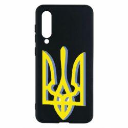 Чохол для Xiaomi Mi9 SE Двокольоровий герб України