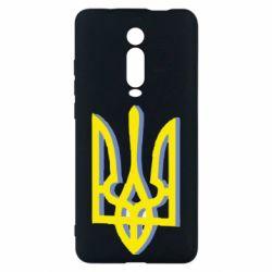 Чохол для Xiaomi Mi9T Двокольоровий герб України