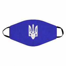 Маска для обличчя Двокольоровий герб України