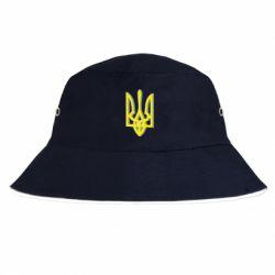 Панама Двокольоровий герб України